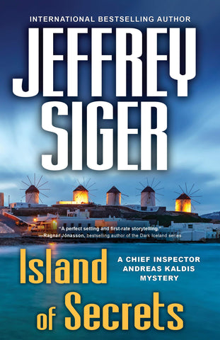 Jeffery Siger - Island of Secrets (Formerly Mykonos Mob)