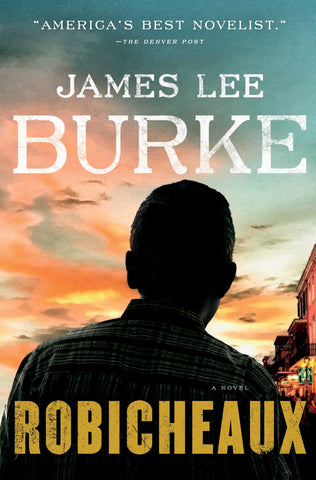 James Lee Burke - Robicheaux - Signed