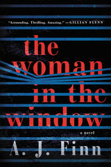 AJ Finn - The Woman in the Window - Signed