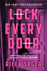 Riley Sager - Lock Every Door - Signed