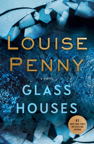 Louise Penny - Glass Houses