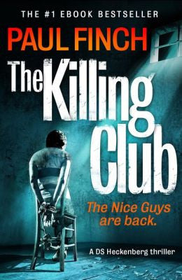 Finch, Paul, The Killing Club