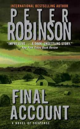 Robinson, Peter - Final Account