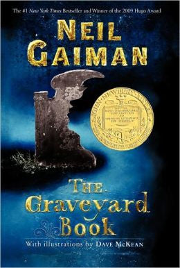 Gaiman, Neil, The Graveyard Book
