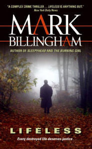 Billingham, Mark, Lifeless, A Tom Thorne Mystery