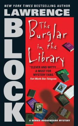 Block, Lawrence - The Burglar in the Library