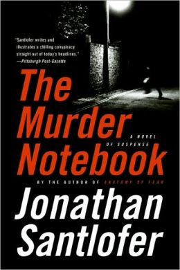 Santlofer, Jonathan - The Murder Notebook