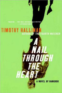 Hallinan, Timothy - A Nail Through the Heart