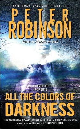 Robinson, Peter - All the Colors of Darkness