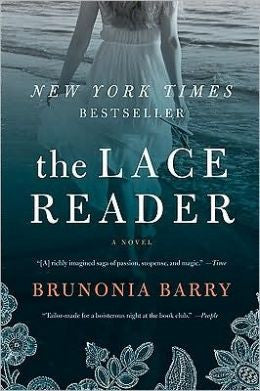 Barry, Brunonia - The Lace Reader