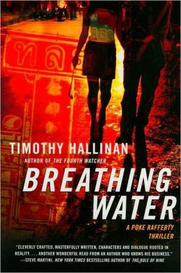 Hallinan, Timothy, Breathing Water