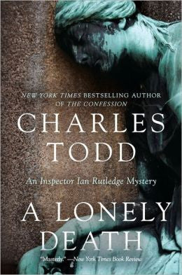 Todd, Charles - A Lonely Death