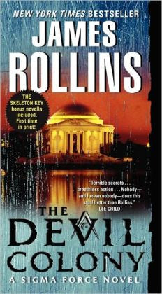 Rollins, James - The Devil Colony