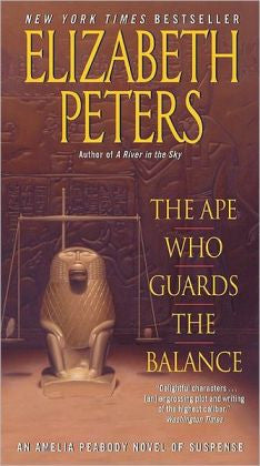 Peters, Elizabeth - The Ape Who Guards the Balance
