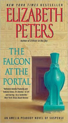 Peters, Elizabeth - The Falcon At the Portal