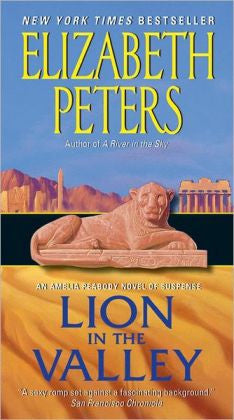 Peters, Elizabeth - Lion in the Valley