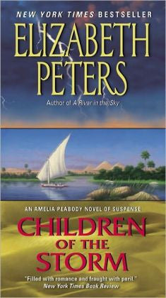 Peters, Elizabeth - Children of the Storm