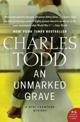 Todd, Charles - An Unmarked Grave