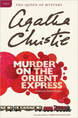 Christie, Agatha - Murder on the Orient Express