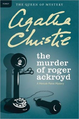 Christie, Agatha - The Murder of Roger Ackroyd