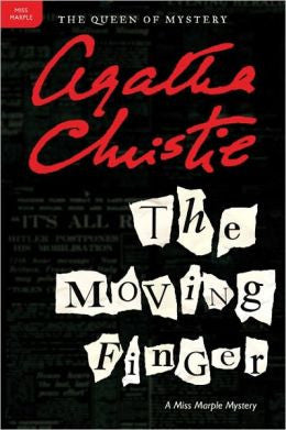 Christie, Agatha - The Moving Finger