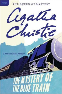 Christie, Agatha - The Mystery of the Blue Train