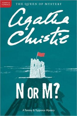 Christie, Agatha - N or M?
