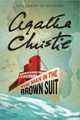 Christie, Agatha - The Man in the Brown Suit
