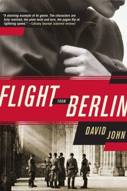 John, David - Flight From Berlin