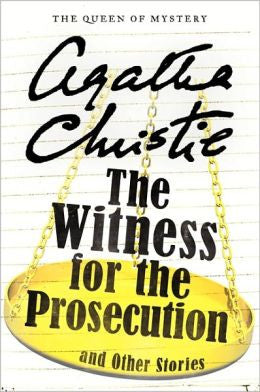 Christie, Agatha - The Witness for the Prosecution and Other Stories