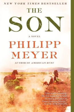 Meyer, Philipp - The Son