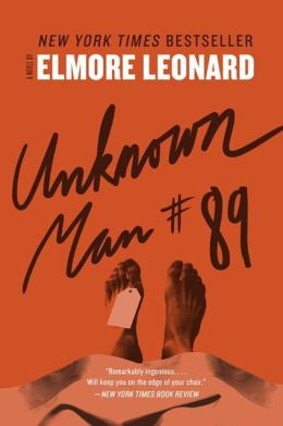 Leonard, Elmore - Unknown Man #89