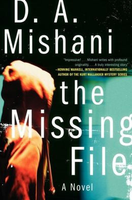 Mishani, Dror - The Missing File