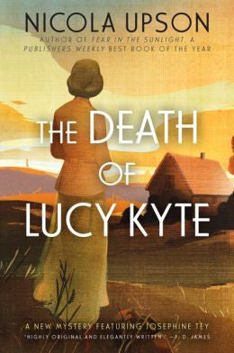 Upson, Nicola - The Death of Lucy Kyte