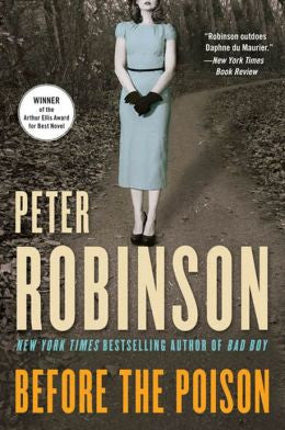 Robinson, Peter - Before the Poison