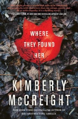 Kimberly McCreight - Where They Found Her