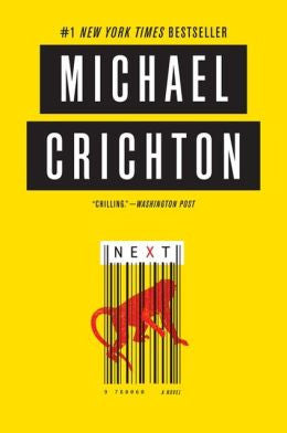 Crichton, Michael - Next