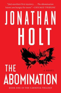 Holt, Jonathan - The Abomination