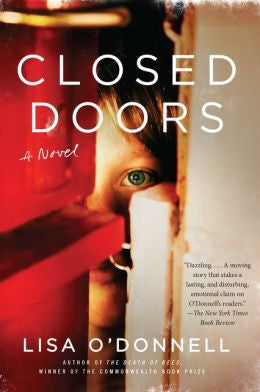 O'Donnell, Lisa, Closed Doors