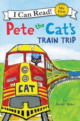 Dean, James, I Can Read! Pete the Cat's Train Trip