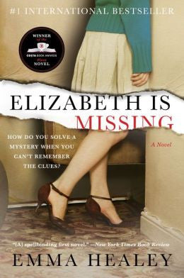 Healey, Emma, Elizabeth Is Missing