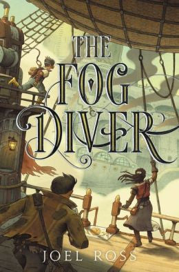 Ross, Joel, The Fog Diver