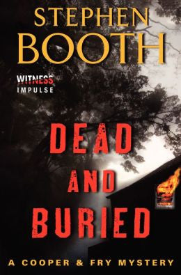 Stephen Booth - Dead and Buried