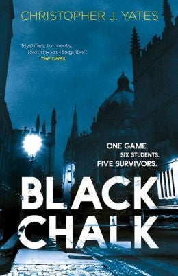 Black Chalk, Yates, Christopher J.