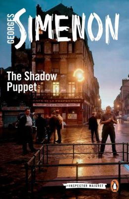 Simenon, Georges, The Shadow Puppet, Inspector Maigret