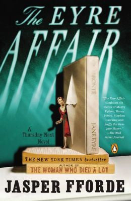 Fforde, Jasper - The Eyre Affair