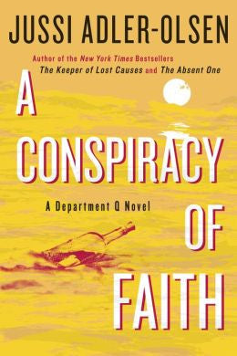 Adler-Olsen, Jussi - A Conspiracy of Faith