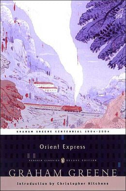 Greene, Graham - Orient Express