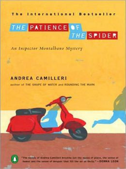 Camilleri, Andrea - The Patience of the Spider