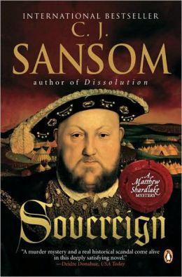 Sansom, C. J. - Sovereign